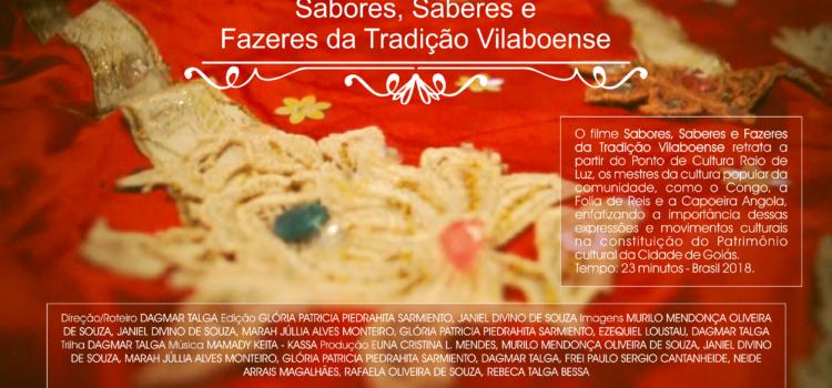 Sabores, Saberes e Fazeres da Tradição Vilaboense